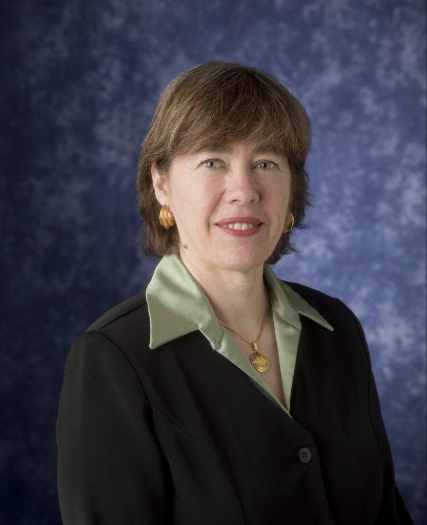 Susan Garnett Portrait
