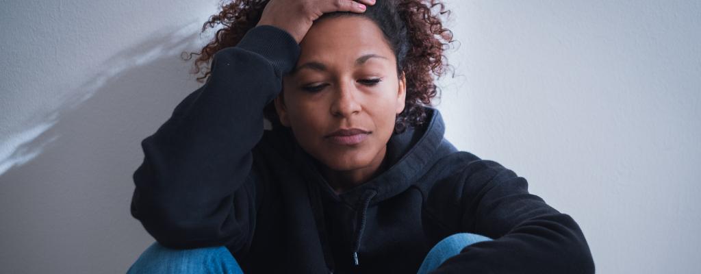Women Stressed