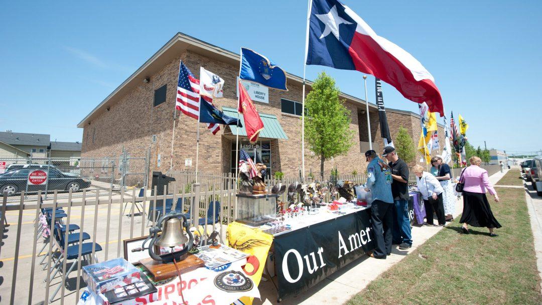 outdoor veteran service vendor